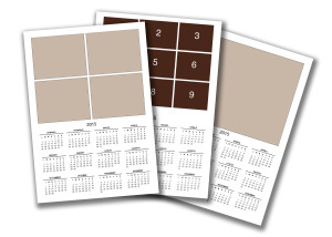 download template calendario 2014 - AFINEB