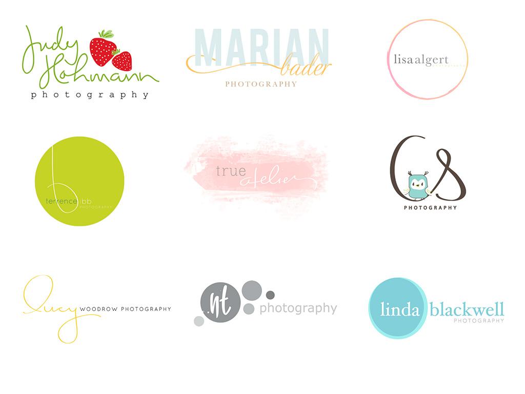 logo per fotografi