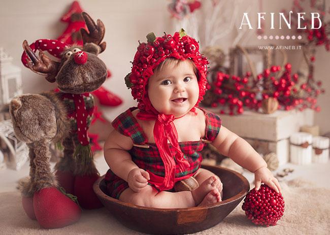 servizio fotografico Natale - Afineb - Martyna Ball