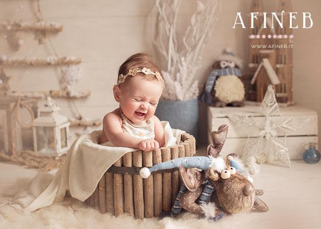 servizio fotografico Natale - Afineb - InArteBebe